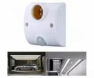 PIR-Infrared-Motion-Sensor-Holder-for-Light-White