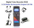 Mp3 Player with Digital Voice Recorder