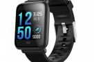 Hello Q9 Smartwatch Waterproof Blood Pressure Heart Rate
