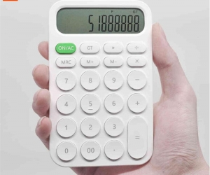 Xiaomi-MIIIW-Desktop-Calculator-12-Digit-Large-Display