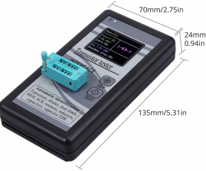 Transistor-Tester-M328-Multi-Purpose-Components-Tester