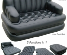 Air Bed Sofa