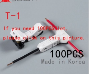 Car-Connectors-Terminals-Electrical-Wire-Wiring-Cable-Quick-T-Connector-Joint-10-Pcs
