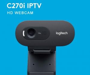 Logitech-C270i-HD-720p-Webcam-Built-in-Microphone