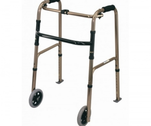 Folding-Walker-with-Front-Wheels-for-Adult