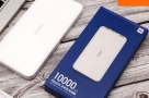 Xiaomi-Redmi-Power-Bank-10000mAh-Dual-Output-fast-charging-White