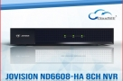 Jovision JVS-ND6608-HD 8CH H.265 HD 5MP CloudSee NVR