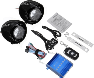 Motorcycle-Alarm-System