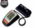 Digital Wrist Blood Pressure Monitor Jitron with IPD BPI 801W – Black and Silver
