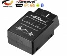 konnwei kw912 elm327 bluetooth code reader scanner-Black