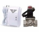 LPG-Natural-Gas-Leak-Detector-Alarm-With-DN20-Electromagnetic-Solenoid-Valve-for-gas-leakage-auto-shut-off-White