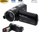 F3 Video Camera 3.0 inch Touch Display Camcorder 24.0MP 16X Digital Zoom Night Vision Handy Camera