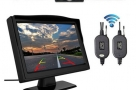 5-Inch-Wireless-Car-Rear-View-License-Plate-Camera-Backup-Monitor-Wireless-Parking-Night-Vision-Camera-Kit