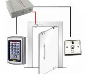 125khz-rfid-Door-Access-Control-System-for-Frameless-Glass-Door-Electric-Bolt-Lock-Kit
