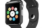 A1 Smart Watch Sim Card Sd Card Bluetooth – Black