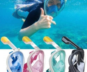 M2068G-Full-Face-Snorkel-Mask