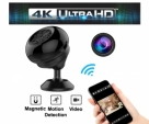 Micro Camera 4K SQ17 IP Cam
