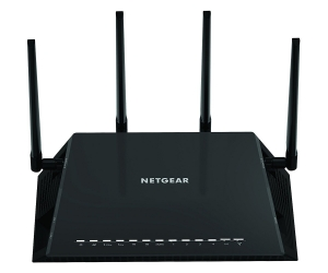 Netgear-R7800-Nighthawk-X4S-AC2600-Smart-WiFi-Gaming-Router-4-Antenna-4-Gigabit-Port-Large-Coverage