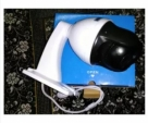 PTZ IP CAMERA OUTDOOR 10X OPTICAL ZOOM FULL HD Support Any Brand NVR-White