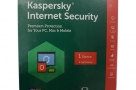 Kaspersky Internet Security - 1 User - 1 Year With T-Shirt Gift(stock)