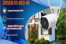 Jovision JVS-N815-WF 2MP Wireless IP Camera