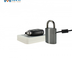 Intelligent-passive-electronic-lockwaterproof-padlock