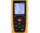 Laser Distance meter 100m 328ft laser range finder CP-100 -Yellow