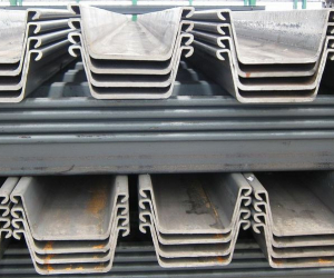 Hat-Type-Sheet-Pile-for-Sale-in-Bangladesh