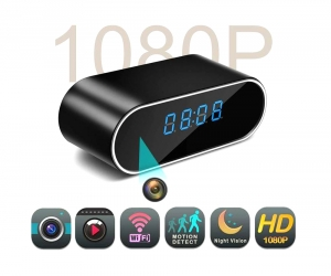 Clock-Camera-Z10-Wifi-Camera