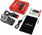 Automotivo Scanner KONNWEI KW680 Auto Scanner Supports Multilingual Automotive OBD2 Engine Auto Diagnostic Scanner-Red