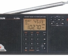 Tecsun PL398MP Stereo FM MW MW LW DSP Radio MP3 Player Etm World Band Clock Alarm PLL Digital Radio Station-Black
