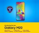 Samsung Galaxy M20 BD Official Warranty