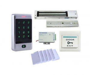 Door-Access-Control-System-280Kg-Magnetic-Lock