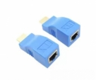 HDMI-Extender-30m-Over-Single-LAN-Ethernet-Cable---1-Pair