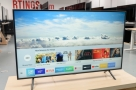 Used Samsung UA43RU7100 43 Inch Smart 4K UHD LED TV