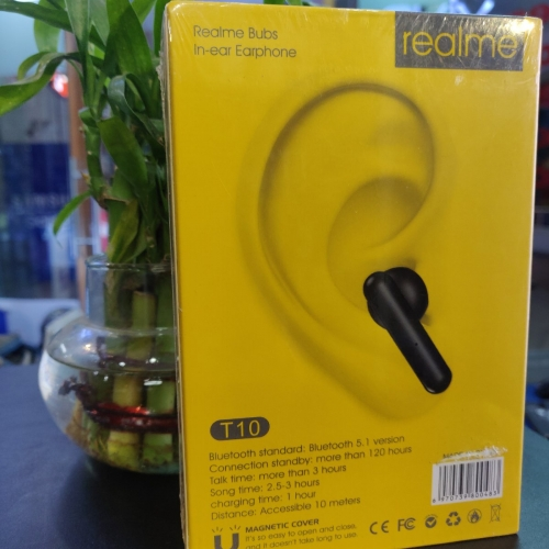 Realme Bluetooth Earphone T10 Price In Bangladesh Bdstore24 Com