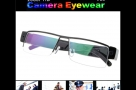 Camera Eye-wear Glasses HD Camera Video with Voice Recorder