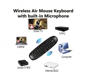 Wireless-Mouse-Keyboard-with-built-in-Microphone