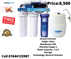 Ecofresh-Five-stage-water-purifer