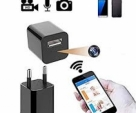 Camera Wifi IP Charger Adapter with Voice Recorder