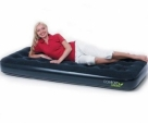 Single air bed intact Box Free Air Pumper