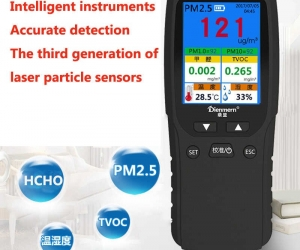 Air-Quality-Detector-8-In-1-Formaldehyde-Gas-Analyzer-Comprehensive-PM25-Detector-HCHO-TVOC-Multifunction-Air-Quality-Tester