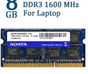 New-Adata-8GB-DDR3L-1600-Mhz-Laptop-RAM