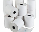 Pos printer printing paper roll