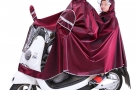 Double-BikeEbikeMotorcycleScooter-Cycling-Jacket-Poncho-Raincoat-Cape-