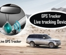 GPS Tracker Live Tracking Device with Voice Monitoring
