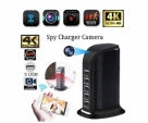 IP Camera 4K USB Charger Wifi Cam