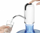 Charging Pump C60 / Rechargeable Water Dispenser Pump for Jar Bottle