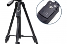 YUNTENG-VCT-5208-Tripod-with-Bluetooth-Control-Shutter-Portable-Remote-Control-Tripod