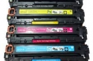 China Toner Cartridge Set for HP 131A LaserJet Pro 200 M251NW M276N